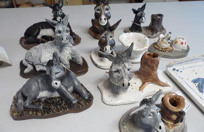 Chevaux, ânes