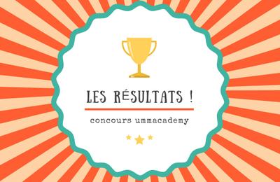 Concours Ummacademy : les résultats + récompense exceptionnelle !