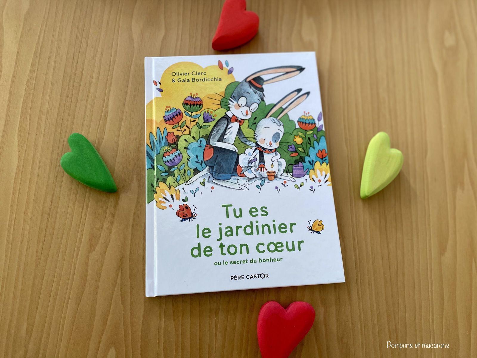 Des livres pour bien grandir: parler de communication bienveillante et savoir cultiver son jardin intérieur...