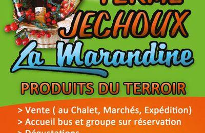 Ferme Jechoux La Marandine