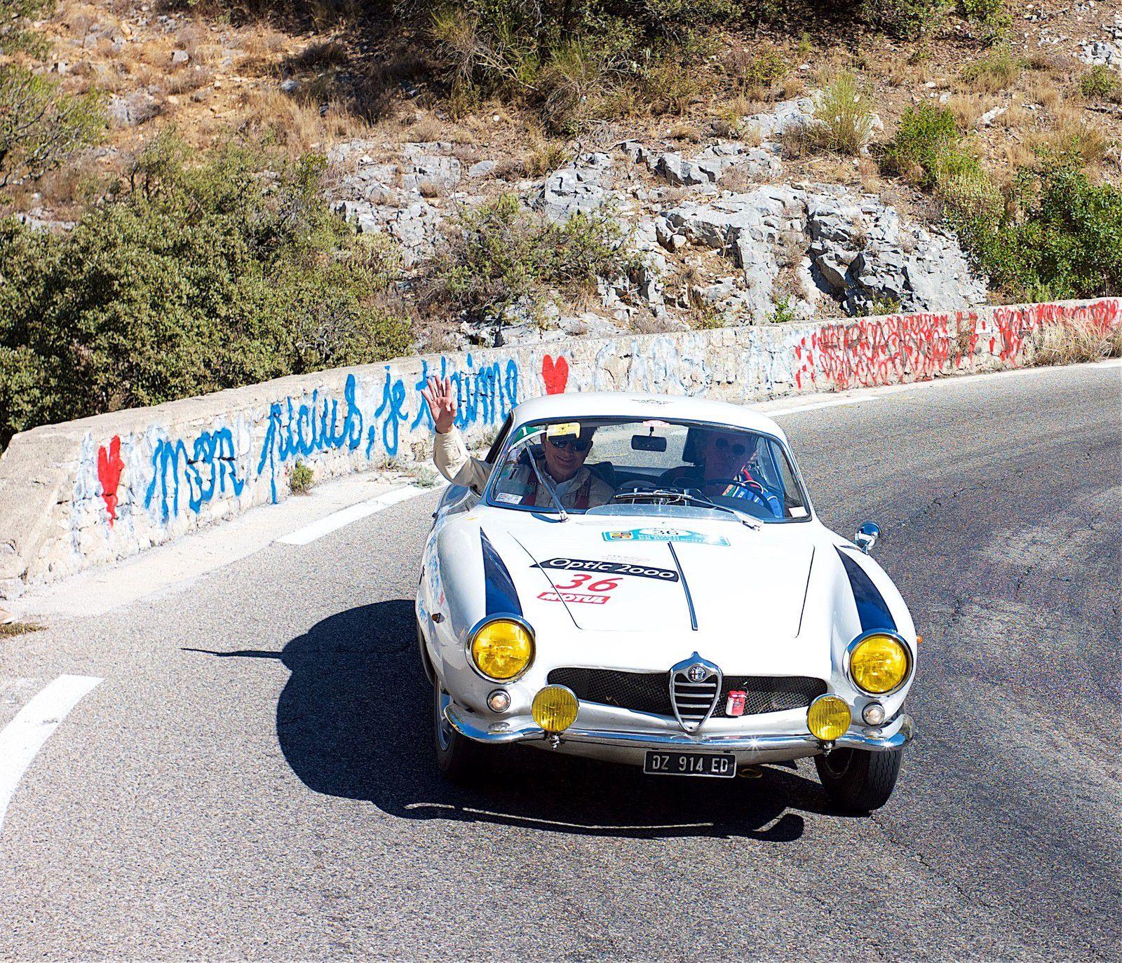 Alfa Romeo Giulia Sprint Special 1960 ..... Photo : TVDG