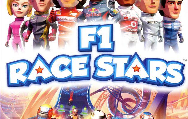 TEST de F1 RACE STARS: le Mario Kart de la Formule 1! (testé sur XBOX 360)