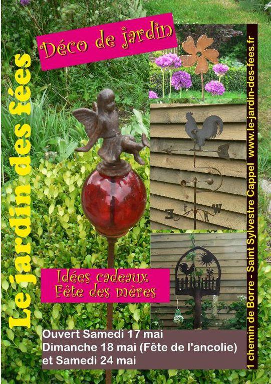 le jardin d'Astrée & le jardin des fées