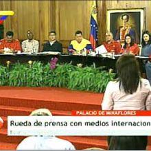 """Venezuela: """" Te lo digo para que reflexiones... Andreina"""""""