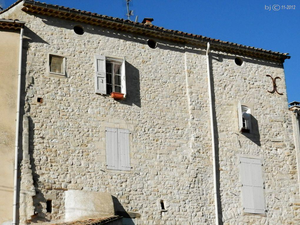 SAINT MICHEL L' OBSERVATOIRE - GR 653 - Chemin d'Arles vers St Jacques de Compostelle