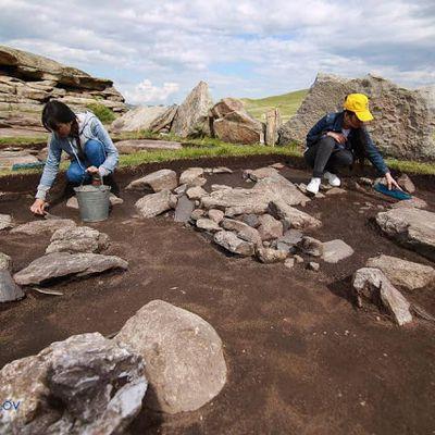 Kazakhstan : Découverte d'une colonie Saka vieille de 3 000 ans