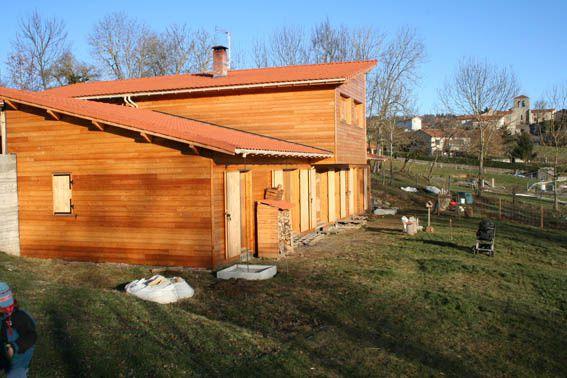 53 Photos de la construction de la terrasse, des astuces pour faire les plots pas cher. 1,50 Euro c'est une aide à la maintenance de ce site et je vous en remercie.