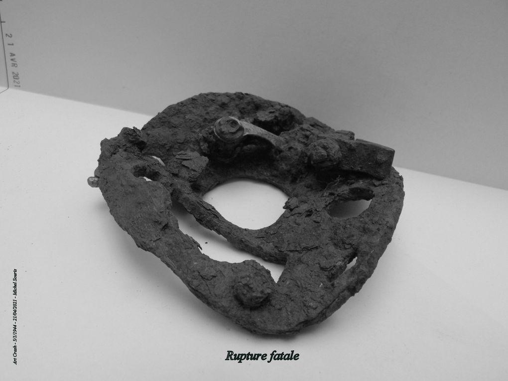 24 - Dernières découvertes.. investigations crash 5 janvier 1944