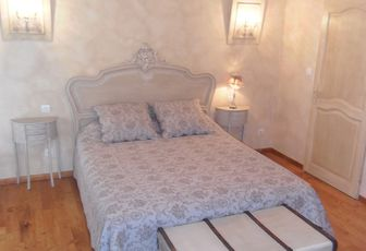 """Chambre double """"Campagne chic"""""""
