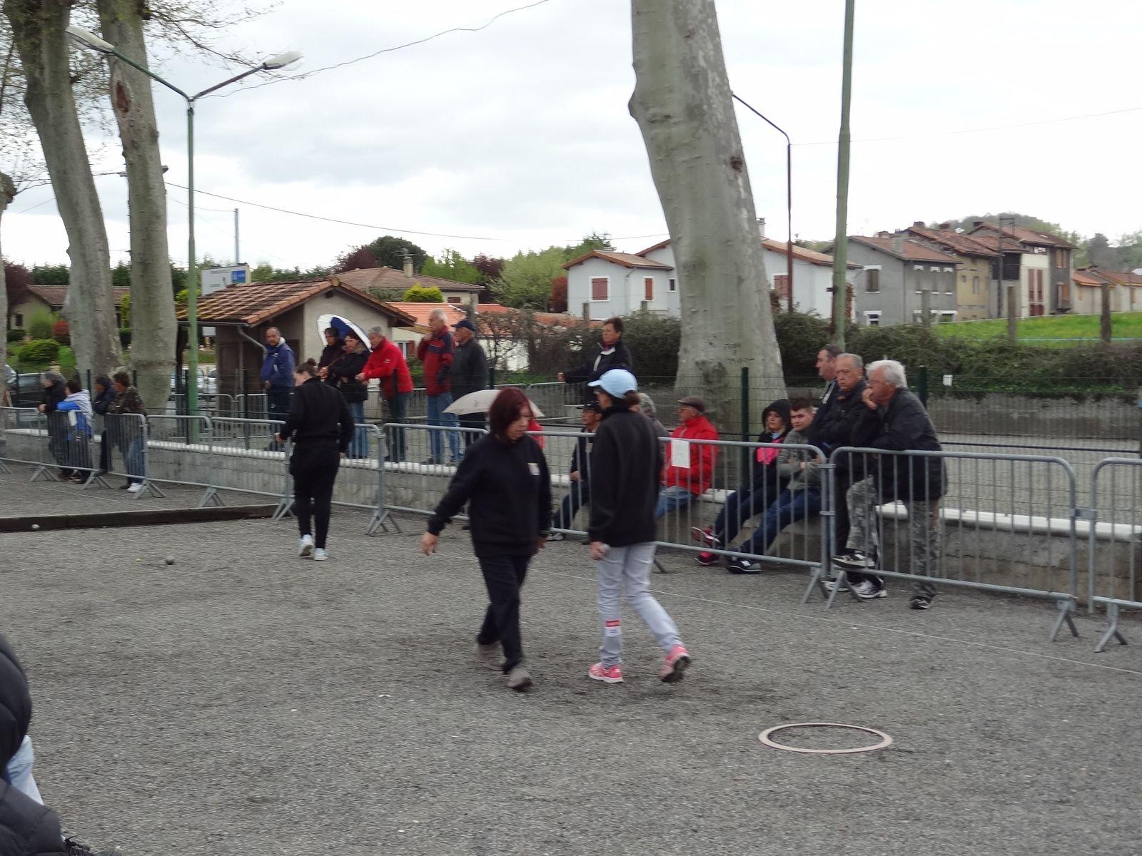 Championnat Haute-Garonne avril 2015