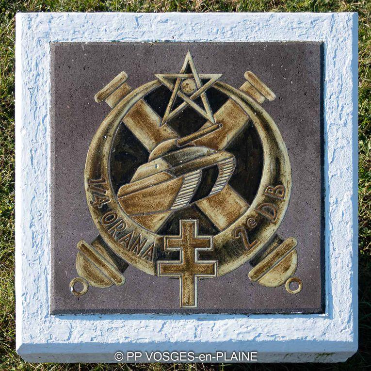 MADONNE ET LAMEREY : le Monument Général Leclerc