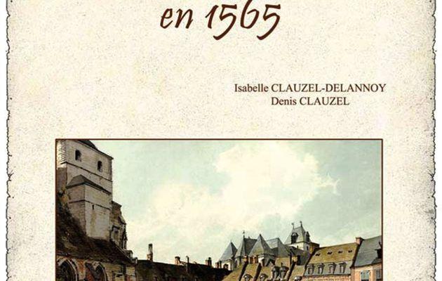 MONTREUIL SUR LE MER EN 1565...LE LIVRE .