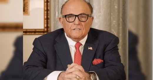 #USA - Rudy #Giuliani : « Vous allez tout découvrir d'un coup – ça va être très choquant pour le pays »