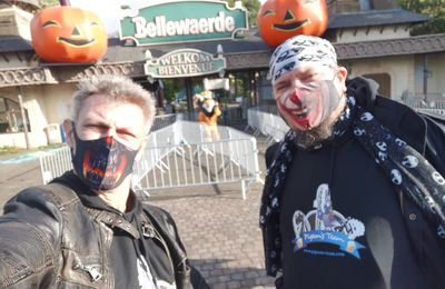 "Bellewaerde et son Halloween ""TRICK OR TREAT"""