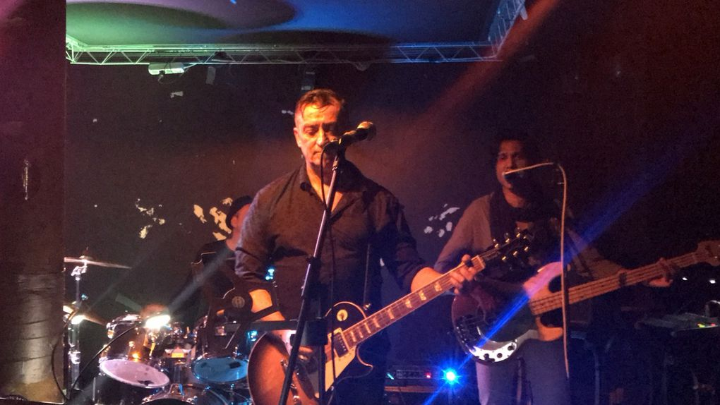 Silver Roots live au Quartier Général Oberkampf - Merci aux photographes !!