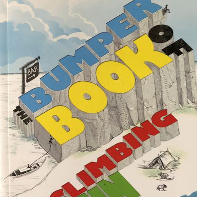 Le musée virtuel de l'escalade: The Bumper book of climbing fun dédicacé