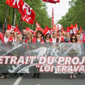 Manifestation du 14 juin 2016 à Paris