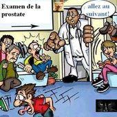 Humour Urologue: Toucher prostatique - Doc de Haguenau