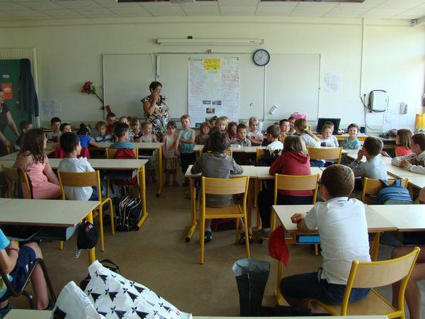 CM1 Lecture Petite Section / CM1