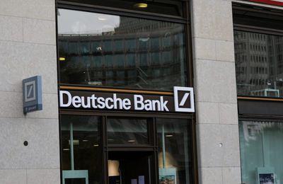 La Deutsche Bank est supectée d'avoir facilité l'octroi de fonds à l'Etat islamique en Irak (Middle East Monitor)