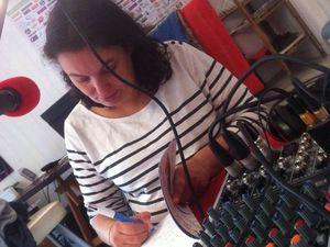 Animatrice chez Poli-sons Lunel .