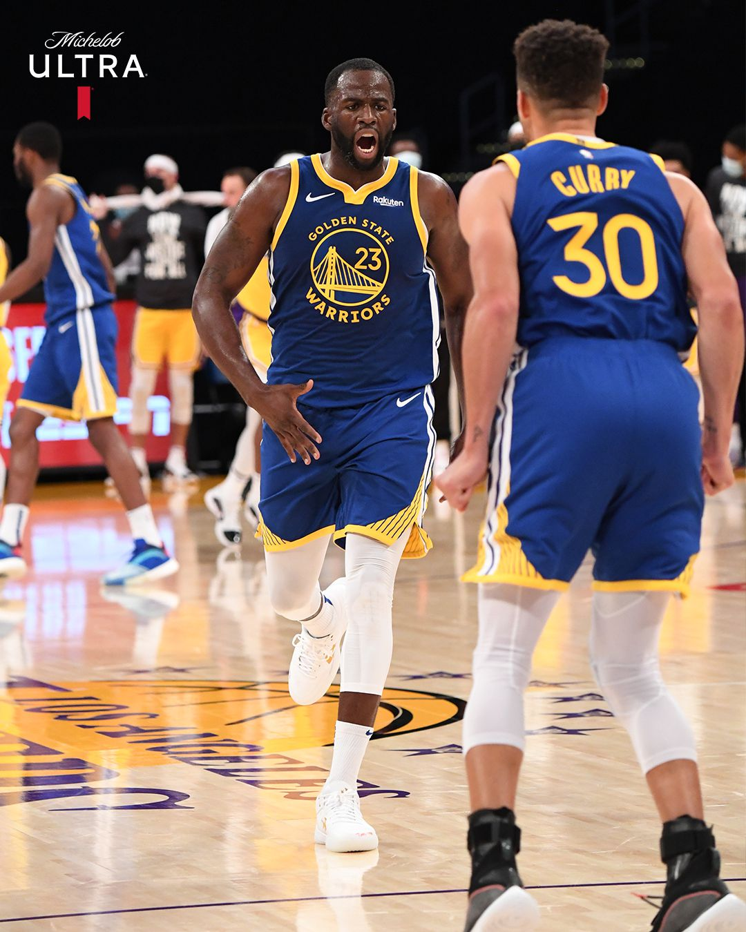 Les Warriors renversent les Lakers au Staples Center en effaçant un déficit de 16 points