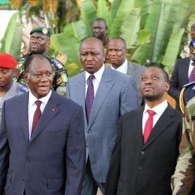 Je vais vous raconter une anecdote sur comment mon esprit se comporte en songe avec Dramane Ouattara, Hamed Bakayoko et Guillaume Soro