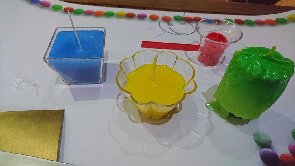 Mon coffret SUPER CANDELLISSIMO avec JOUSTRA - Activités manuelles pour enfants
