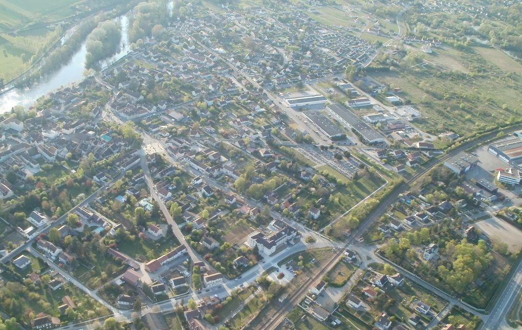 Champs sur Yonne