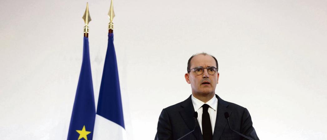 Crise sanitaire: Jean Castex continue de parler pour ne rien dire