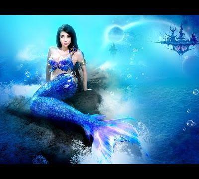 A la recherche des Sirènes à travers les Océans