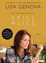 """Still Alice"", Lisa Genova"