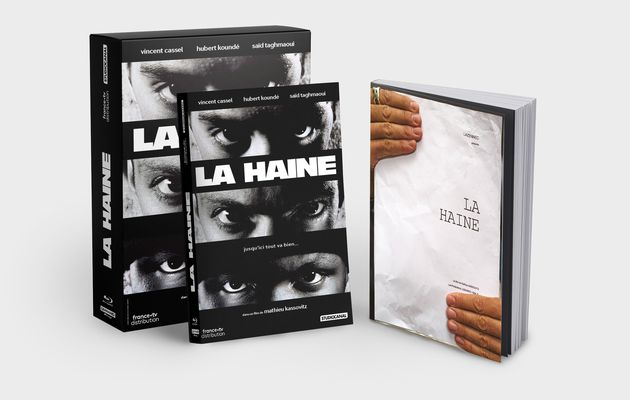 [REVUE CINEMA BLU-RAY] LA HAINE - Edition collector 4K ULTRA HD et Blu-Ray