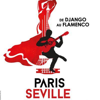 RAPHAËL FAŸS : retour évènement avec un concert PARIS SEVILLE à L'EUROPEEN le 14 février 2018