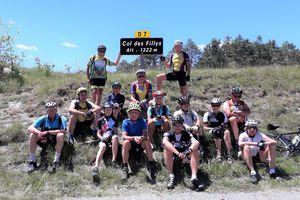 Séjour Barcelonnette - Cols St Jean  Maure et Fillys - Mercredi 30 juin 2021