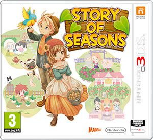 Story of Seasons sur #3DS