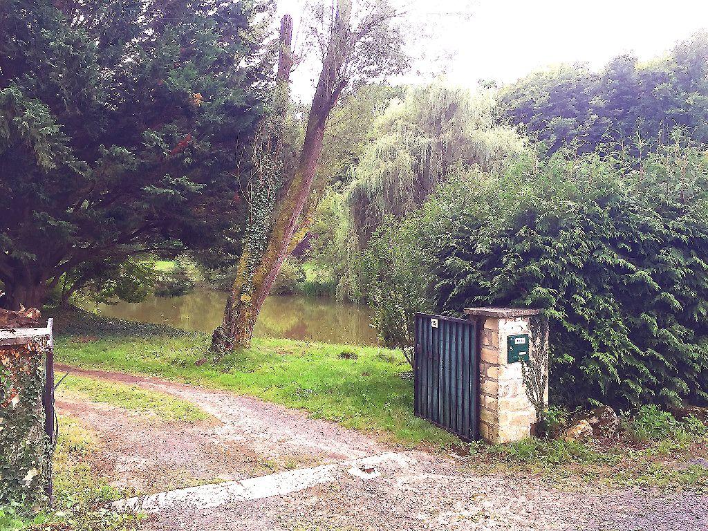 l'étang de la Landeblin