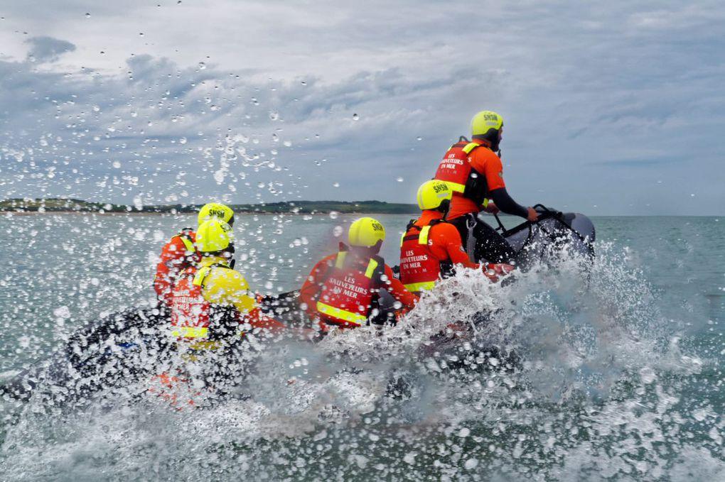 Les Sauveteurs en Mer et la Fondation Total renouvellent leur partenariat