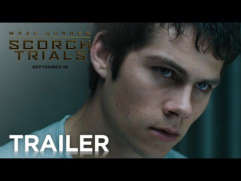 Maze Runner: The Scorch Trials | Official Trailer...