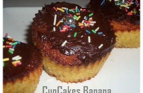 Cupcakes Banana