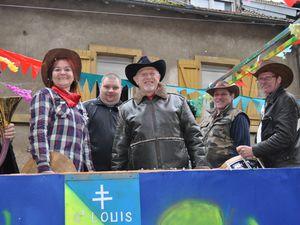 Défilé du Carnaval 2015 à Algrange