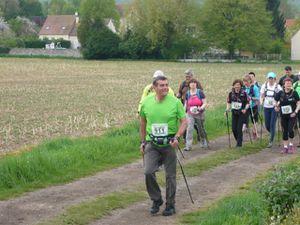 """Ultra trail de la Brie des Morins et """"Village nordique Bien-être""""....Les photos !"""