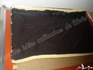 Charlotte Royale poire et chocolat