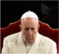 François n'aime pas l'Eglise catholique