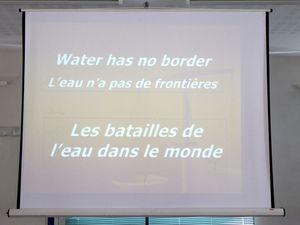 """Sortie et conférence au """"musée de l'eau"""" à Pont-en-Royans"""