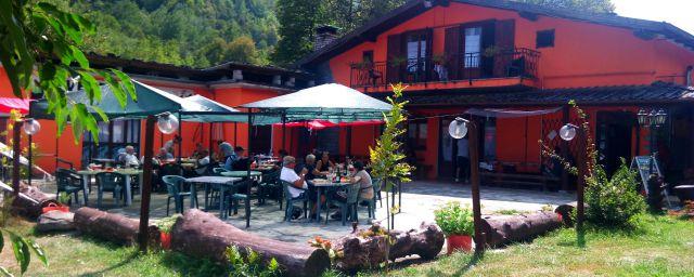 """Agriturismo """"In valle sul fiume"""" - Calasca Castiglione (VB) - Valle Anzasca"""