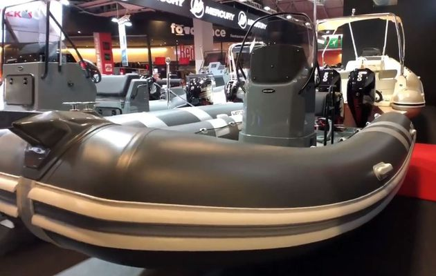 Mercury Marine in EMEA presents its new Valiant Sport RIB range
