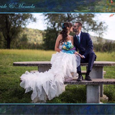 Evviva l'amore - un bouquet speciale per Manuela