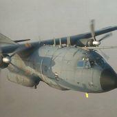 Renseignement aéroporté au-dessus du Sahel. - avionslegendaires.net