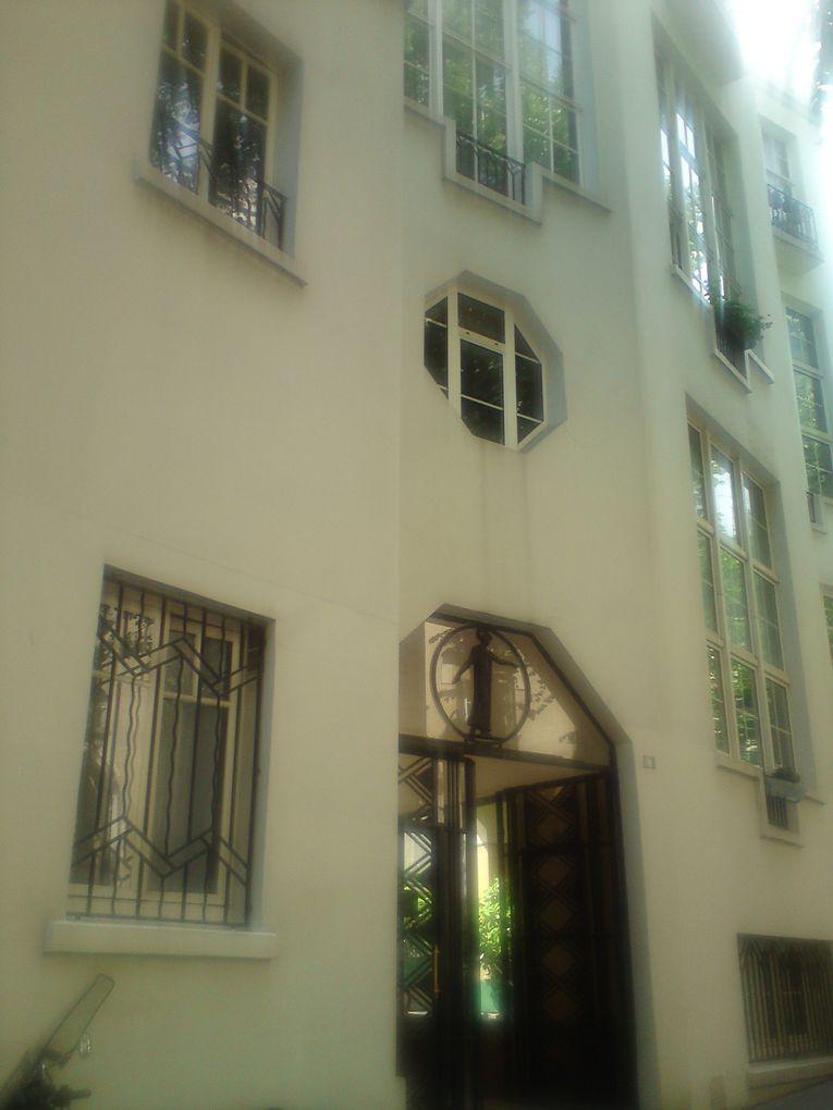 Les ateliers art-déco de Montmartre